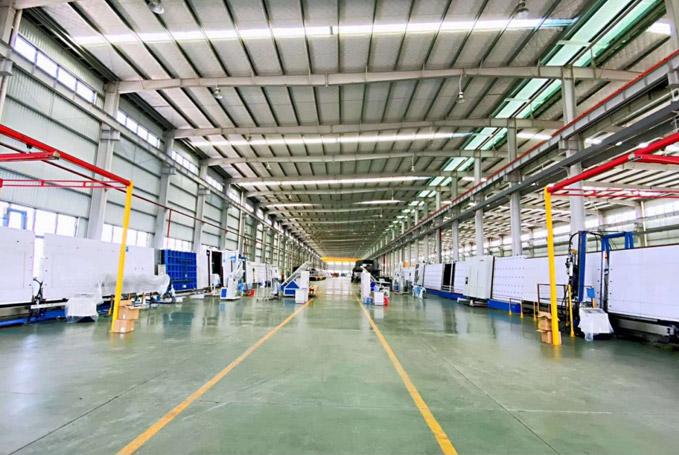 SHENBO Glass Factory