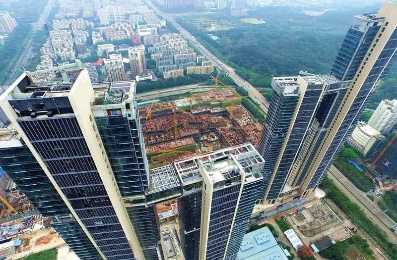 Sumyip Upperhills, Shenzhen