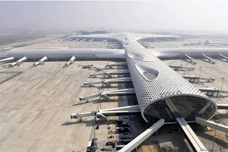 Shenzhen International Airport T3, China