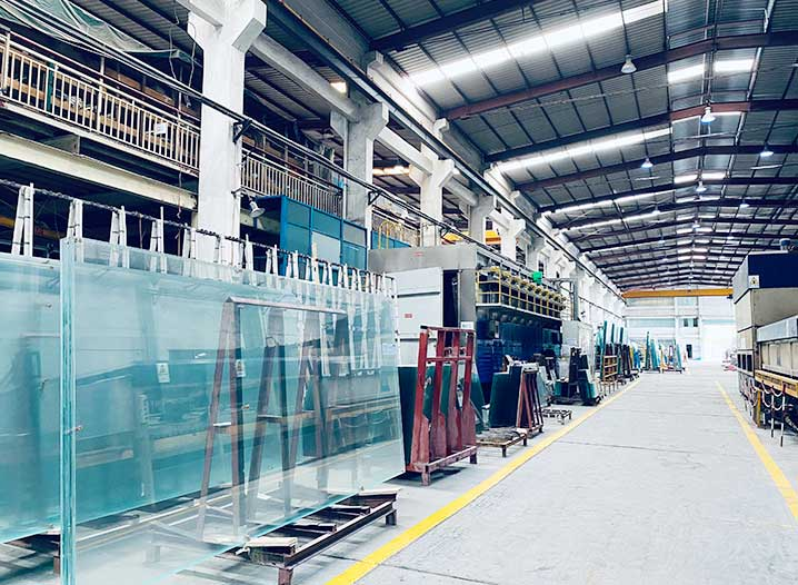 SHENBO Glass Factory