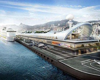 Hong Kong Cruise Terminal Phase III
