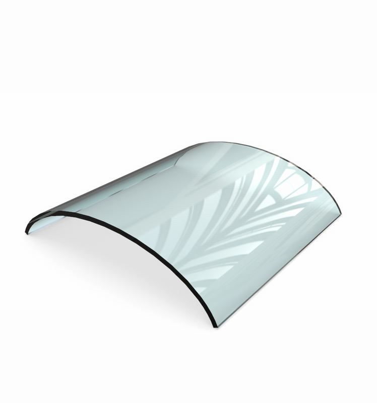 Curved Toughened Glass