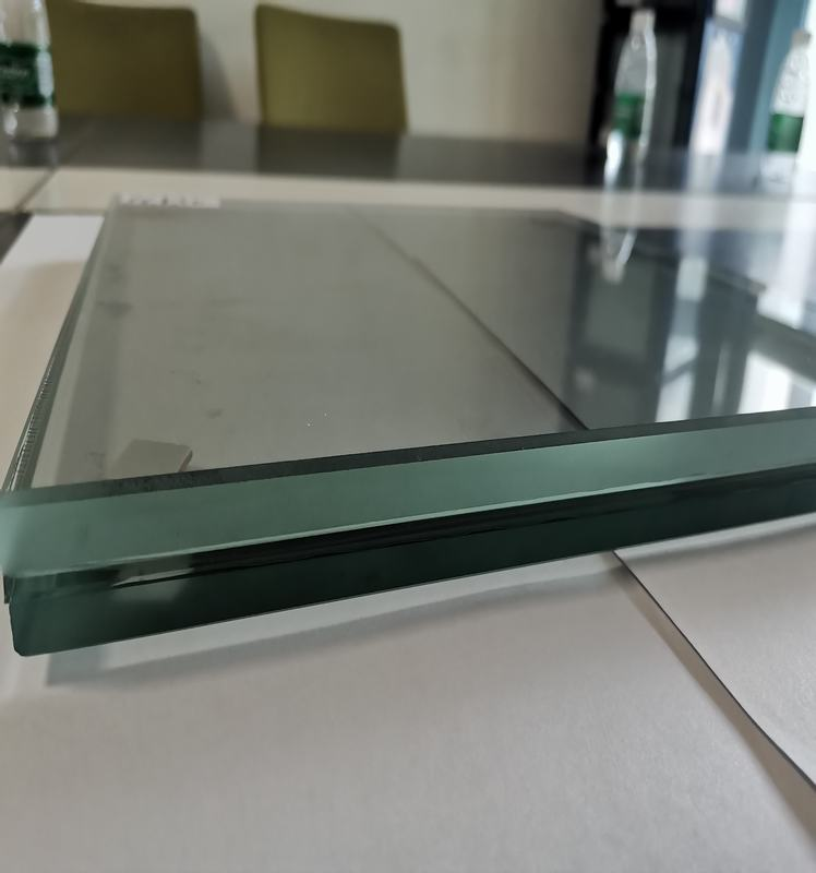 Coated Laminated Glass