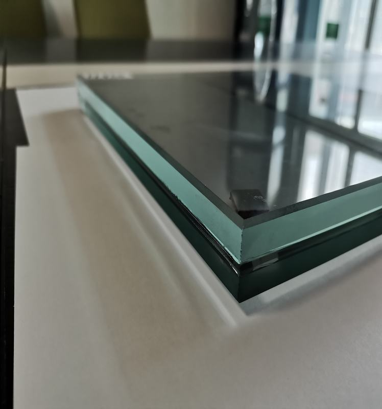 Coated Laminated Glass